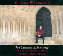 Michael Partington: Por Caminos de Santiago