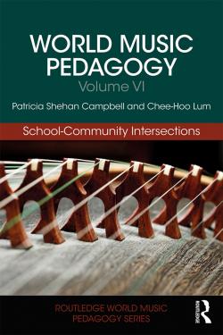 World Music Pedagogy series cover