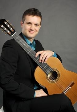 Guitarist Vladimir Gorbach