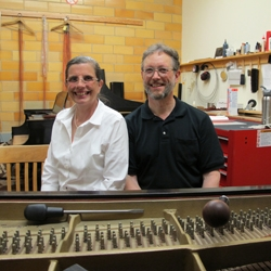 Susan Cady and Doug Wood