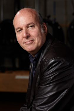 Outgoing School of Music director Richard Karpen.