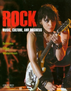 Rock book cover