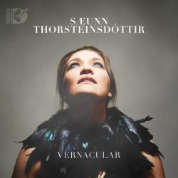 """New CD by cellist Sæunn Thorsteinsdóttir, """"Vernacular"""""""