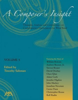 Composer's Insight book cover