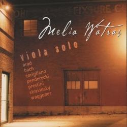 Melia Watras: Viola Solo