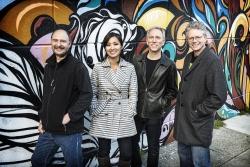 Kronos Quartet members