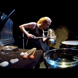 Bonnie Whiting, percussion
