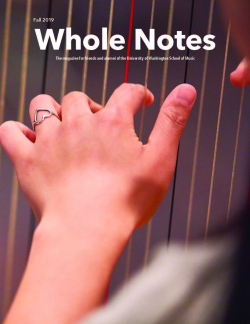 Fall 2019 Whole Notes Cover Image