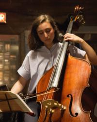 Abbey Rae Blackwell, bass