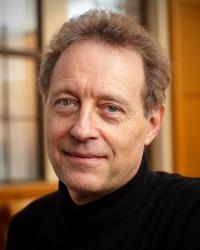 Faculty composer Joël-François Durand. Photo: Steve Korn.