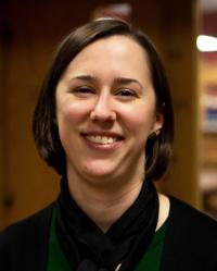 Erin Conor, UW Music Library