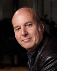 Faculty composer Richard Karpen. Photo: Steve Korn