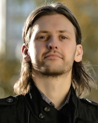 Skuli Gestsson, graduate student in Music Education