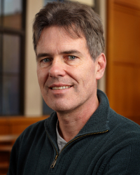 Music History Professor Stephen Rumph. Photo: Steve Korn
