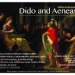 Dido and Aeneas flyer image