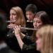 Wind Ensemble flute section