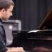 Jazz student pianist (Photo: Steve Korn).