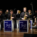image of UW jazz band