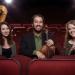 The Evergreen Trio, includes Natalie Ham, flute; Vijay Chalasani, viola, and Lauren Wessels, harp