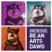 Join the Pack: Be an Arts Dawg