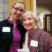 School of Music friend Bernice Mossafer Rind. Photo: Joanne DePue