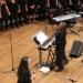 Phyllis Byrdwell directs the UW Gospel Choir.