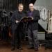 Seattle Symphony Music Director Ludovic Morlot and UW Symphony director David Alexander Rahbee (photo: Steve Korn)