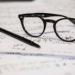 glasses on sheet music (photo: Dayne Topkin)