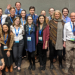 Music Education students, faculty, and alumni at the 2020 Washington Music Educators Association conference (Photo: courtesy Patricia Campbell).