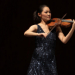 Violinist Rachel Lee Priday (Photo: Sammi Bushman, UW Daily)