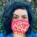 Sarah Kolat has been making masks during the COVID 19 pandemic (Photo: Courtesy Sarah Kolat).