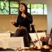 Julia Tai conducting