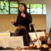 Julia Tai conducting