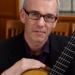 Michael Partington, head of the UW's guitar program (Photo: Steve Korn)