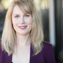 Professor Giselle Wyers. Photo: Danielle Barnum.