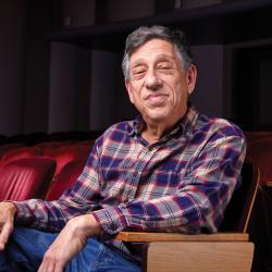 Music History Professor Larry Starr (photo: Steve Korn)