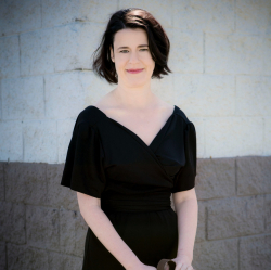 Violist Melia Watras (Photo Michelle Smith-Lewis).
