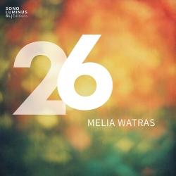 Melia Watras 26 cover art