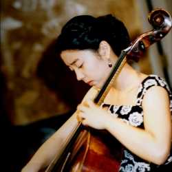 Hye Jung Yang performs with the UW Symphony on March 11