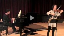 YouTube link to Beethoven Sonata No 1 Mvt 2 1