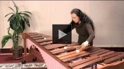 YouTube link to Opus 4 Studios: Memmi Ochi, marimba -  La Catedral: Andante Religioso by Barrios