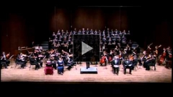YouTube link to University of Washington Chorale and Chamber Singers perform Mendelssohn's Elijah