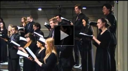 YouTube link to UW Chamber Singers