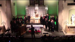 YouTube link to Hymn to the Virgin by Benjamin Britten