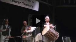 YouTube link to Newar Music Performance in Northwest Folklife Festival 2016