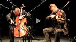 YouTube link to Aperture II, by Richard Karpen, JACK Quartet