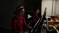 YouTube link to LA SERENA - Sephardic Music / Ladino Love Song | Ke Guo (Guō Kě)