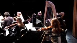 YouTube link to Opus 4 Studios: Sinfonietta pour orchestre by Francis Poulenc - SCO, Anna Edwards, conductor