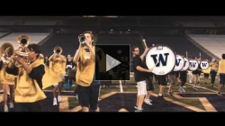 YouTube link to Be Boundless: Husky Marching Band — A Perfect Show