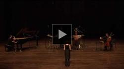 YouTube link to Modern Music Ensemble, Winter Concert, 2021
